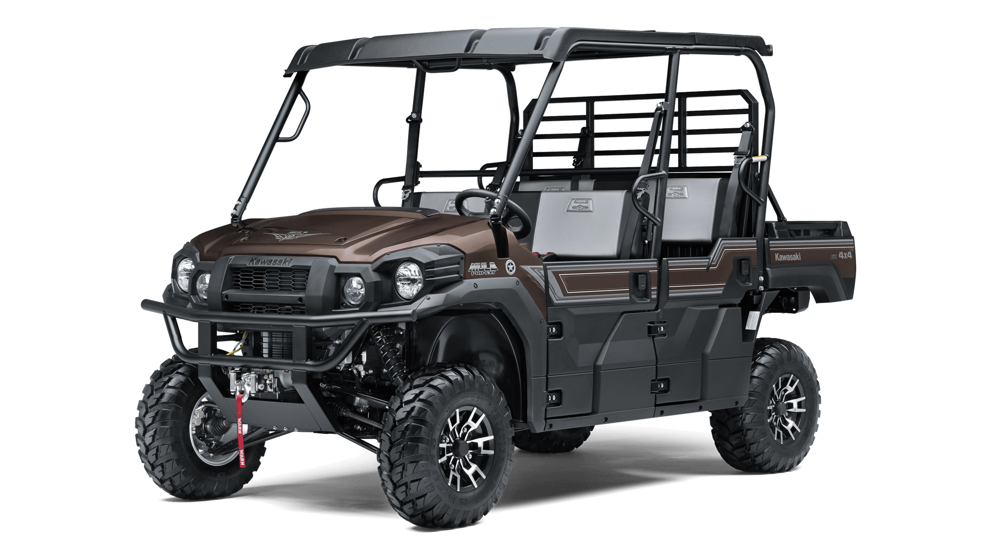 MULE PRO-FXT RANCH EDITION Image